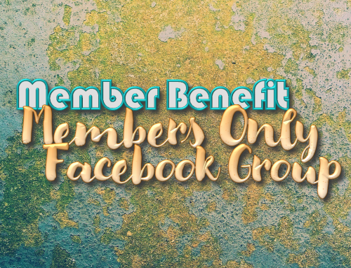 Members-Only Facebook Group!