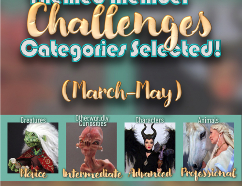 March – May Themed Challenge Categories Announced!